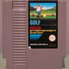 Videojuegos y Consolas: JUEGO. GOLF. NINTENDO NES. Lote 167631744
