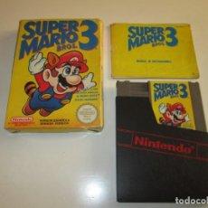Videojuegos y Consolas: NINTENDO NES ~ SUPER MARIO BROS 3 ~ PAL/ESP.. Lote 168336728