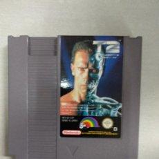 Videogiochi e Consoli: TERMINATOR 2 II T2 - NINTENDO NES - PAL ESP B -. Lote 169038268