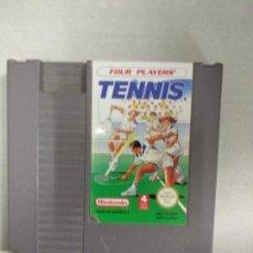 Videojuegos y Consolas: FOUR-PLAYER-TENNIS-NINTENDO-NES-PAL-ESP-B . Lote 169038332