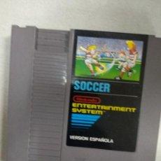 Videojuegos y Consolas: SOCCER - NINTENDO NES - PAL ESP B -. Lote 169038484