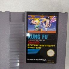 Videojuegos y Consolas: KUNG FU - NINTENDO NES - PAL ESP B -. Lote 169038720