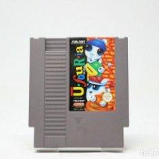 Videojuegos y Consolas: U FOUR IA NINTENDO NES PAL. Lote 169385676