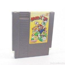 Videojuegos y Consolas: MARIO & YOSHI NINTENDO NES PAL. Lote 169577864