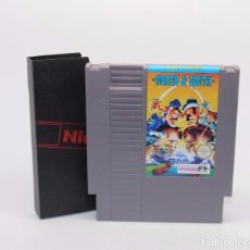 Videojuegos y Consolas: NORTH & SOUTH NINTENDO NES PAL. Lote 169578684