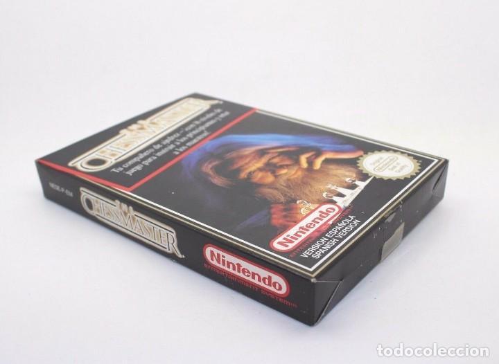 Videojuegos y Consolas: THE CHESSMASTER NINTENDO NES PAL ESP - Foto 2 - 169723376