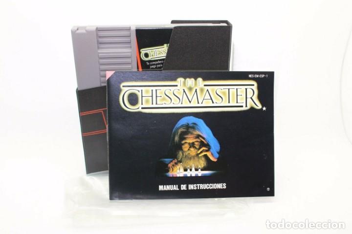 Videojuegos y Consolas: THE CHESSMASTER NINTENDO NES PAL ESP - Foto 4 - 169723376