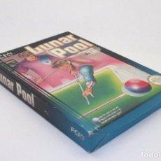 Videojuegos y Consolas: LUNAR POOL NINTENDO NES PAL. Lote 169899168