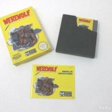 Videojuegos y Consolas: WEREWOLF THE LAST WARRIOR TM NINTENDO NES PAL. Lote 169916332