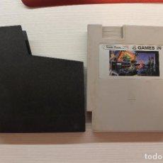 Videojuegos y Consolas: 4 GAMES IN 1, NINTENDO NES, FUNDA. Lote 170173196