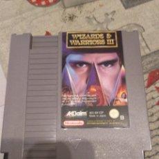 Videojuegos y Consolas: WIZARD & WARRIORS III. Lote 170551644
