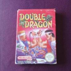 Videojogos e Consolas: DOUBLE DRAGON NINTENDO NES. Lote 170626032