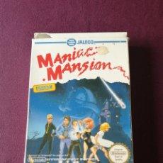 Videojogos e Consolas: MANIAC MANSION NINTENDO NES. Lote 171071042