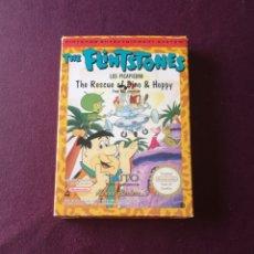Videojuegos y Consolas: THE FLINTSTONES LOS PICAPIEDRA NINTENDO NES. Lote 171207300