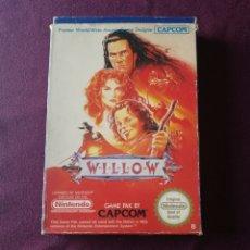 Videojuegos y Consolas: WILLOW NINTENDO NES. Lote 171306187