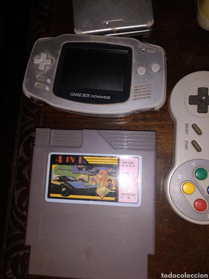 Videojuegos y Consolas: Lote Nintendo consolas y juegos ver descripción - Foto 9 - 172062473