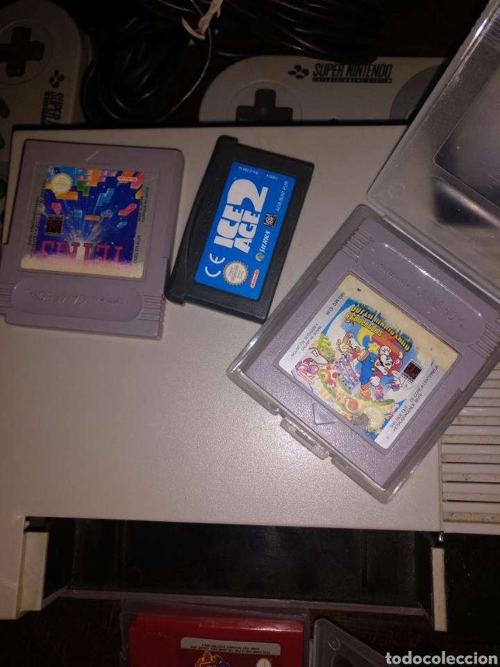 Videojuegos y Consolas: Lote Nintendo consolas y juegos ver descripción - Foto 13 - 172062473
