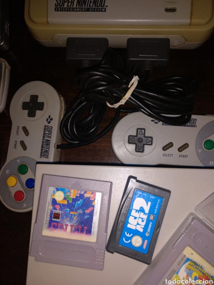 Videojuegos y Consolas: Lote Nintendo consolas y juegos ver descripción - Foto 15 - 172062473