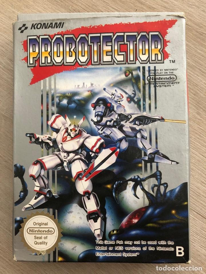 PROBOTECTOR (Juguetes - Videojuegos y Consolas - Nintendo - Nes)