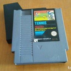 Videojuegos y Consolas: TENNIS NINTENDO NES ESPAÑA. Lote 172661848