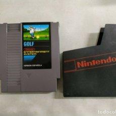 Videojuegos y Consolas: GOLF - NINTENDO NES - PAL ESP B -. Lote 172681638