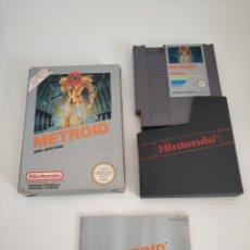 Videojuegos y Consolas: METROID NES. Lote 172729763
