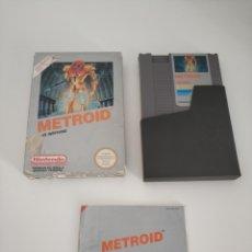 Videojuegos y Consolas: METROID NES. Lote 172730267