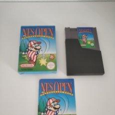 Videojuegos y Consolas: NES OPEN. Lote 172730289