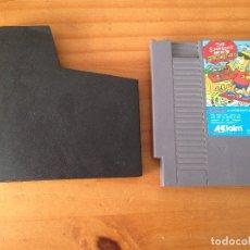 Videojuegos y Consolas: LOS SIMPSONS NES . Lote 173132263