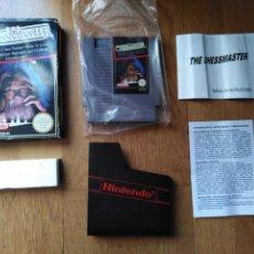 Videojuegos y Consolas: JUEGO NINTENDO NES THE CHESSMASTER . Lote 173971965