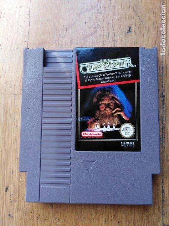Videojuegos y Consolas: Juego Nintendo Nes The Chessmaster - Foto 2 - 173971965