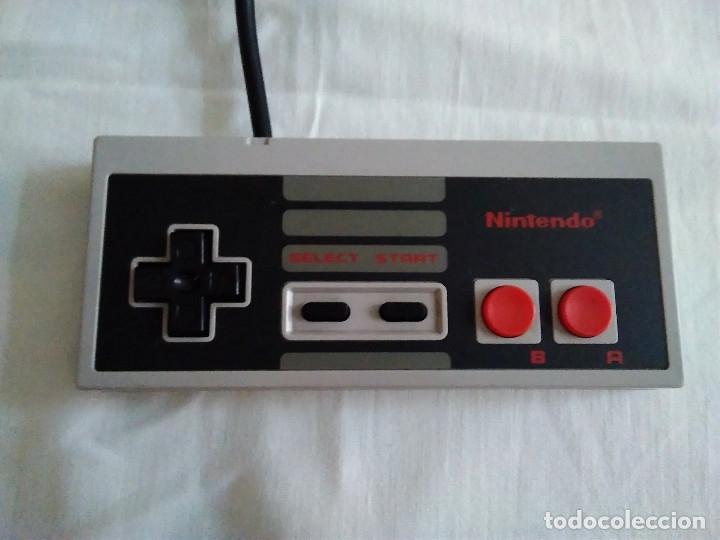Videojuegos y Consolas: 1-CONSOLA NINTENDO NES VERSION ESPAÑOLA 1987 - Foto 10 - 174016592