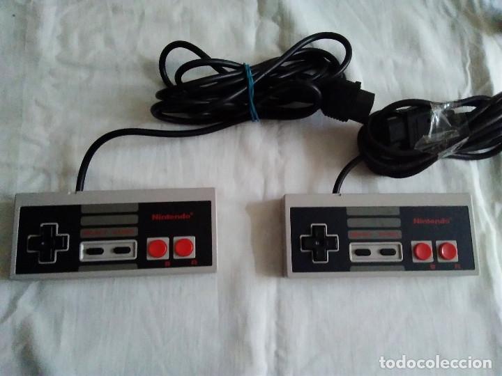 Videojuegos y Consolas: 1-CONSOLA NINTENDO NES VERSION ESPAÑOLA 1987 - Foto 12 - 174016592