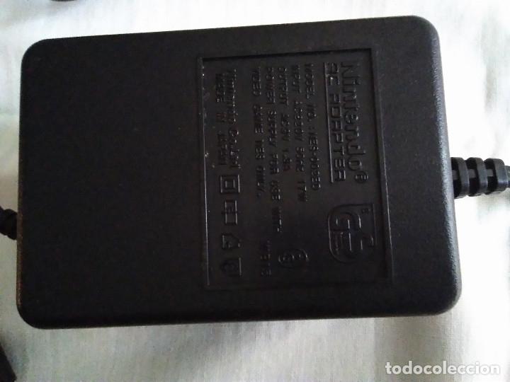Videojuegos y Consolas: 1-CONSOLA NINTENDO NES VERSION ESPAÑOLA 1987 - Foto 16 - 174016592