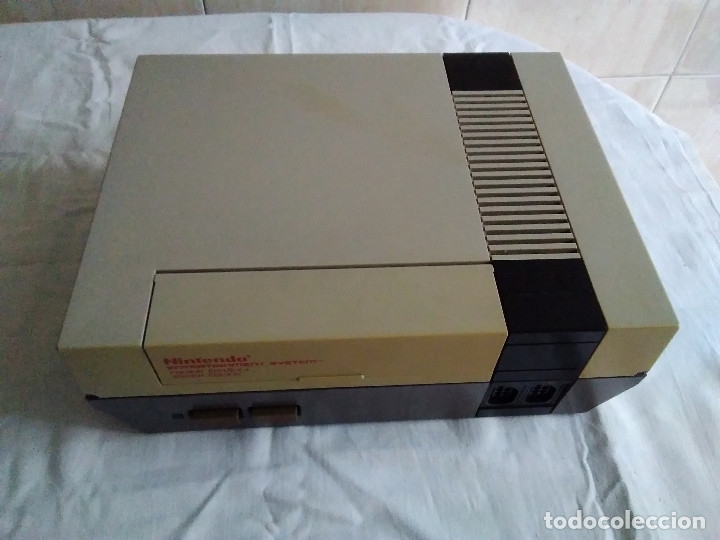Videojuegos y Consolas: 1-CONSOLA NINTENDO NES VERSION ESPAÑOLA 1987 - Foto 18 - 174016592