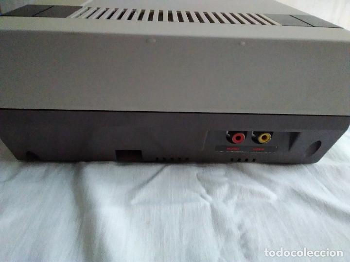 Videojuegos y Consolas: 1-CONSOLA NINTENDO NES VERSION ESPAÑOLA 1987 - Foto 21 - 174016592