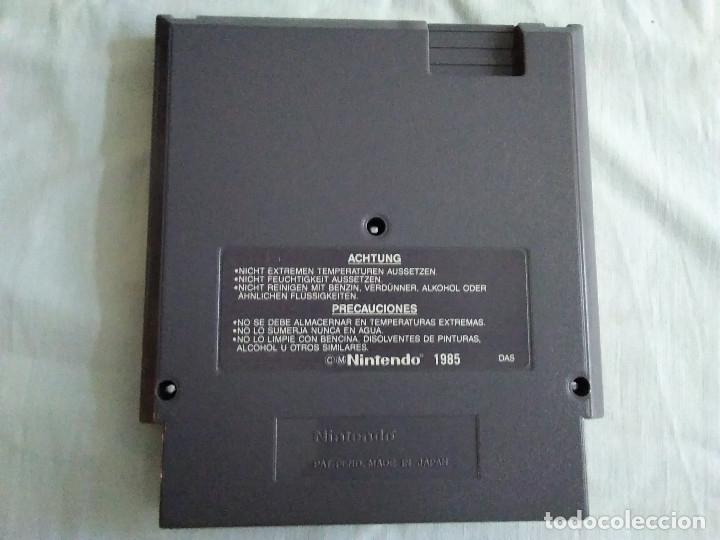 Videojuegos y Consolas: 14-JUEGO NINTENDO NES LUNAR POOL 1985, sin caja ni manual - Foto 2 - 174016639