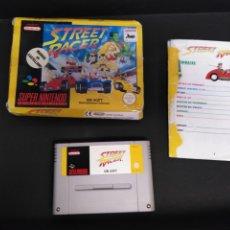 Videojuegos y Consolas: JUEGO SÚPER NINTENDO STREET RACER. Lote 174045427