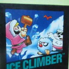 Videojuegos y Consolas: ICE CLIMBER MUY BUEN ESTADO JUEGO NINTENDO NES PAL CON CAJA INSTRUCCIONES EN ESPAÑOL. Lote 174073672