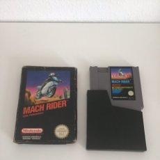 Videojuegos y Consolas: MACH RIDER NES. Lote 174171875