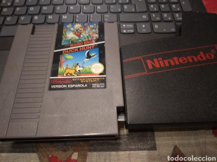 SUPER MARIO BROS DUCK HUNT (Juguetes - Videojuegos y Consolas - Nintendo - Nes)