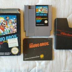 Videojuegos y Consolas: SUPER MARIO BROS NINTENDO NES. Lote 175576260