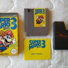 Videojuegos y Consolas: SUPER MARIO BROS 3 NINTENDO NES. Lote 175576633