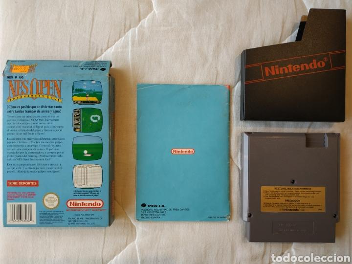 Videojuegos y Consolas: Nes Open NINTENDO NES - Foto 2 - 175580017