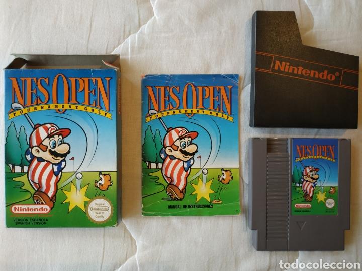 NES OPEN NINTENDO NES (Juguetes - Videojuegos y Consolas - Nintendo - Nes)