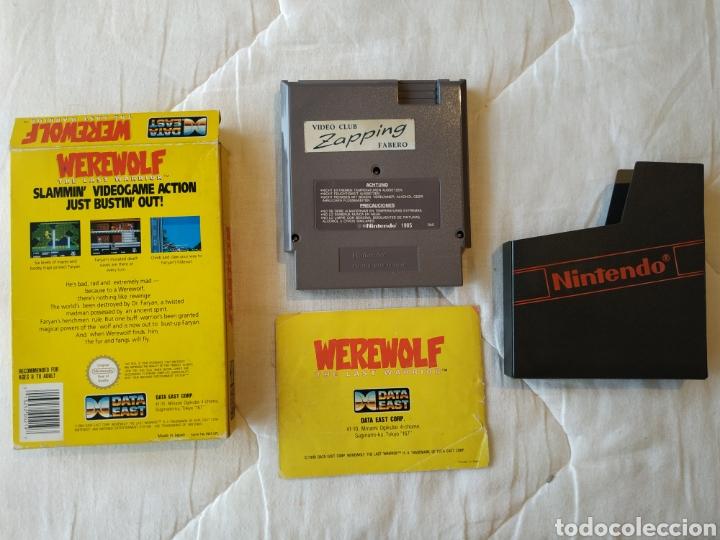 Videojuegos y Consolas: Werewolf NINTENDO NES - Foto 2 - 175580159