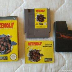 Videojuegos y Consolas: WEREWOLF NINTENDO NES. Lote 175580159
