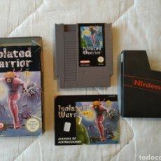 Jeux Vidéo et Consoles: ISOLATED WARRIORS NINTENDO NES. Lote 175580228