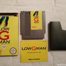 Videojogos e Consolas: LOW G MAN NINTENDO NES. Lote 175583407