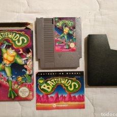 Videojuegos y Consolas: BATTLETOADS NINTENDO NES. Lote 175583477